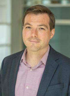 Headshot of Daniel Tripp, CFP at RGWM